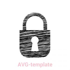 AVG template