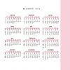 Flow Planners - Kalender 2019