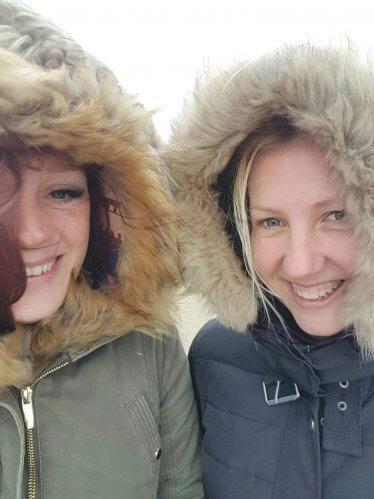 Marloes en Lianne
