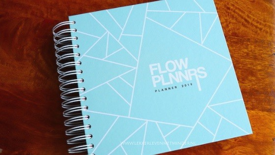 Review Flow Planners agenda